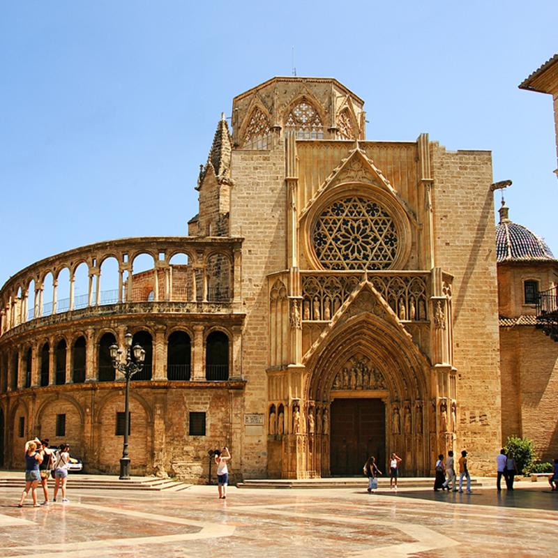 Valencia Cathedral Spain