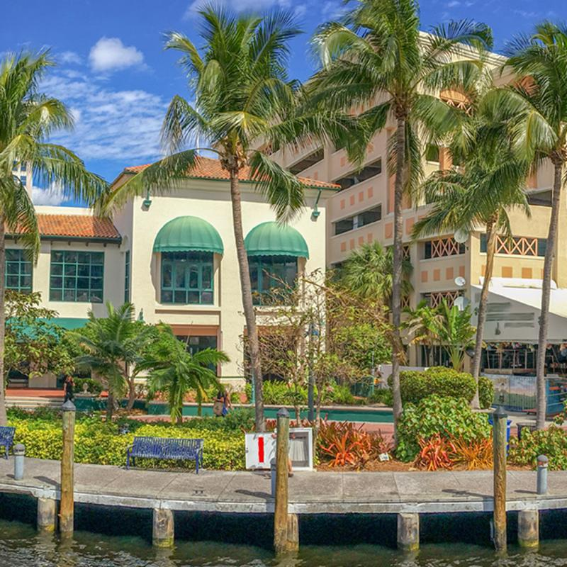 Riverwalk Arts and Entertainment District USA Fort Lauderdale