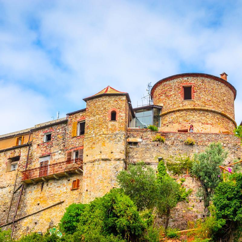 Castello Brown Portofino Italy