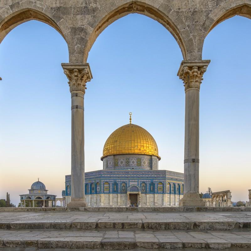 Jerusalem - Overnight onboard