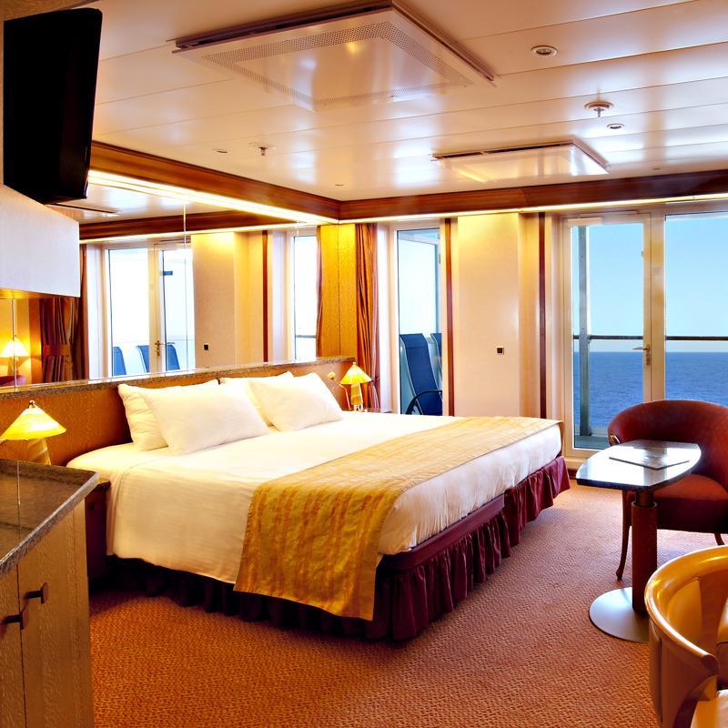 Ocean Suite - Carnival Legend