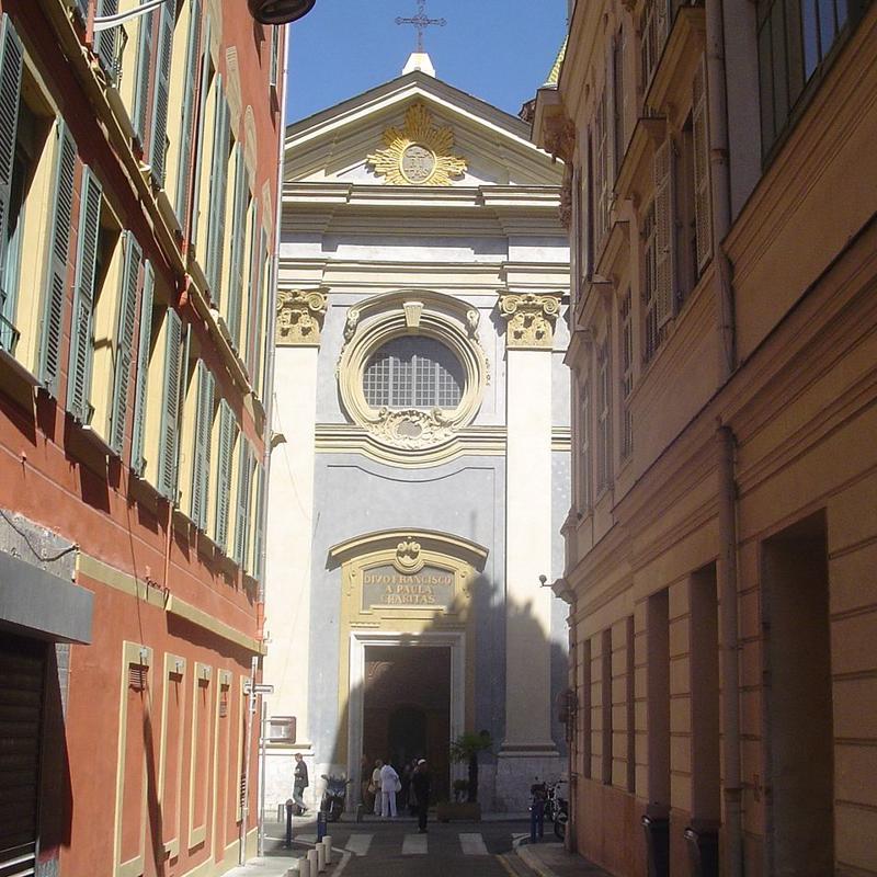 Le Vieux Nice Villefranche France