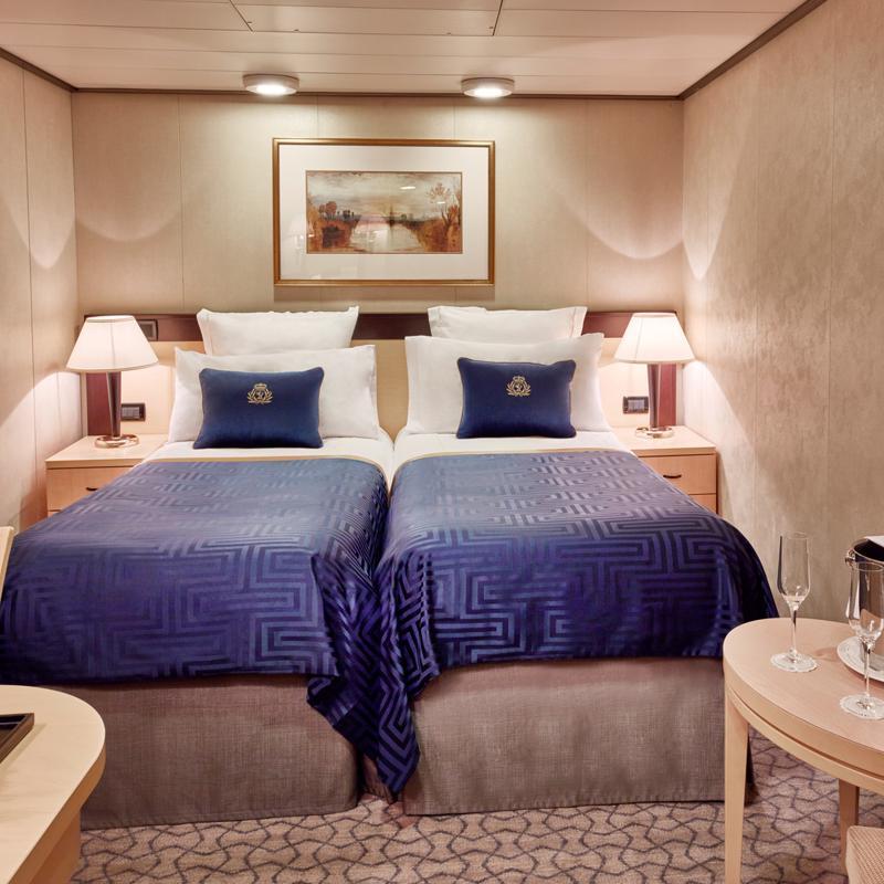 Standard Inside - Cunard Queen Mary 2