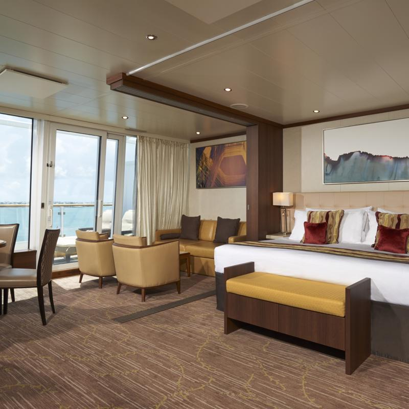 Family Suite with Balcony - Norwegian Dawn