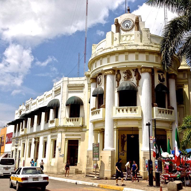 Tapachula City Puerto Chiapas Mexico