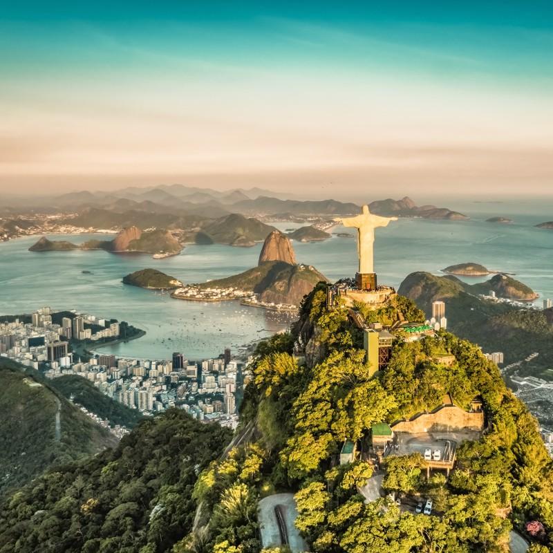 Rio de Janeiro - Overnight onboard