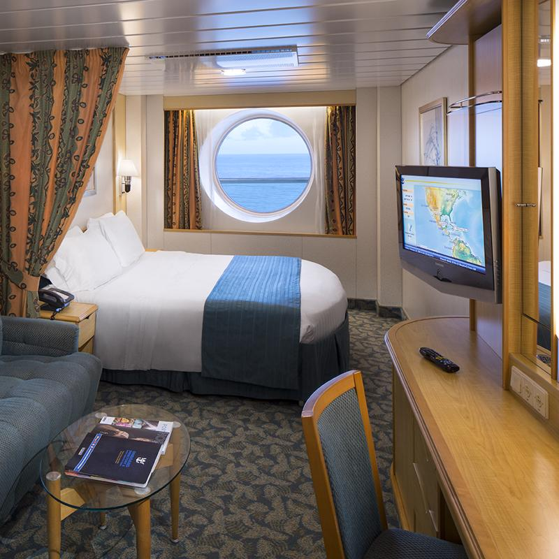 Ocean View cabin - Independence of the Seas