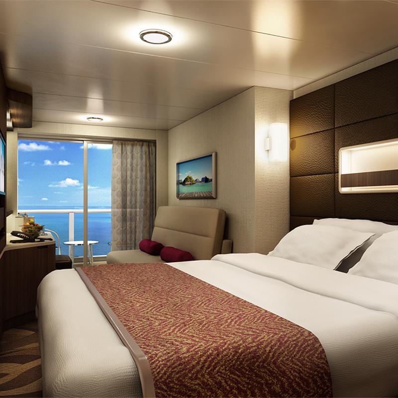 Family Mini-Suite with Balcony - Norwegian Escape