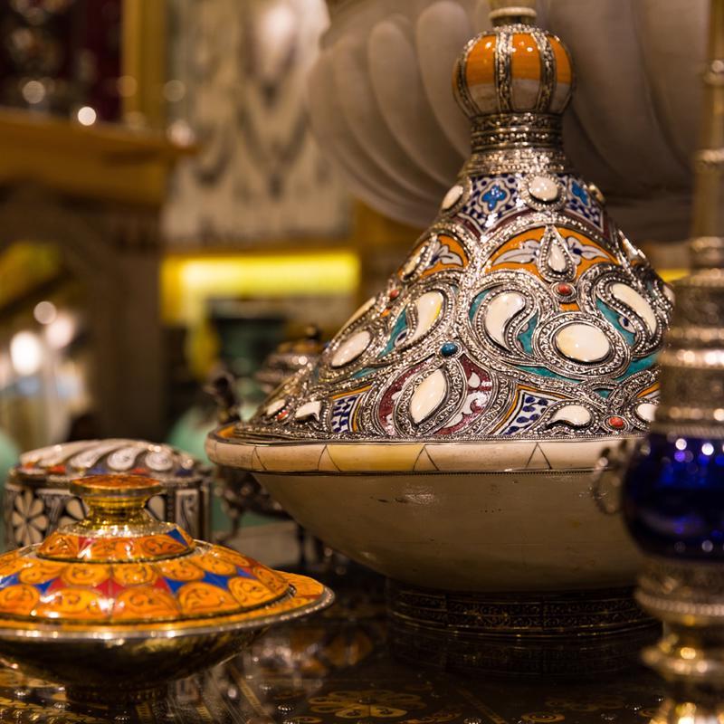 Agadir Morocco Museum of Amazigh Culture
