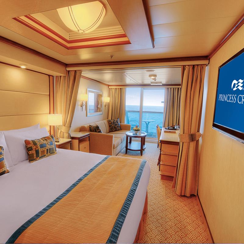 Club Class Mini-Suite-Majestic Princess