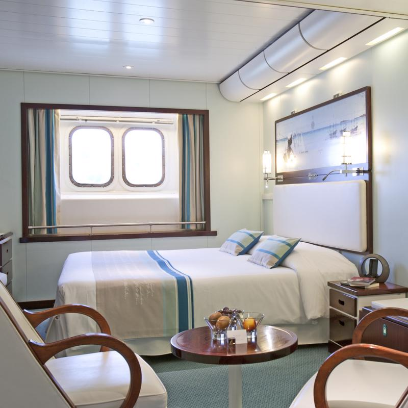 Deluxe Cabin - Club Med 2