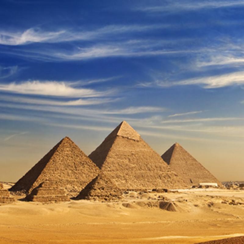 Pyramids of Giza Suez Canal Egypt