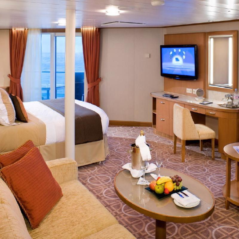 Suite Guarantee - Celebrity Solstice