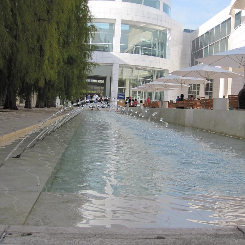 Getty Museum Los Angeles USA
