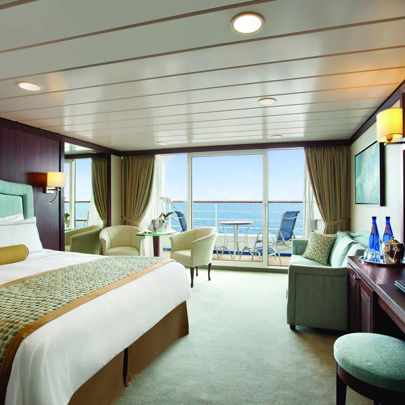 Penthouse Suite - Oceania Marina
