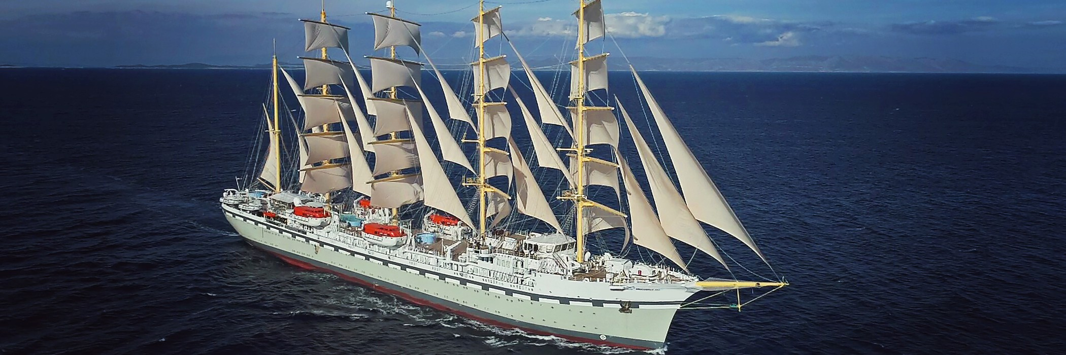 Tradewind Voyages Cruises