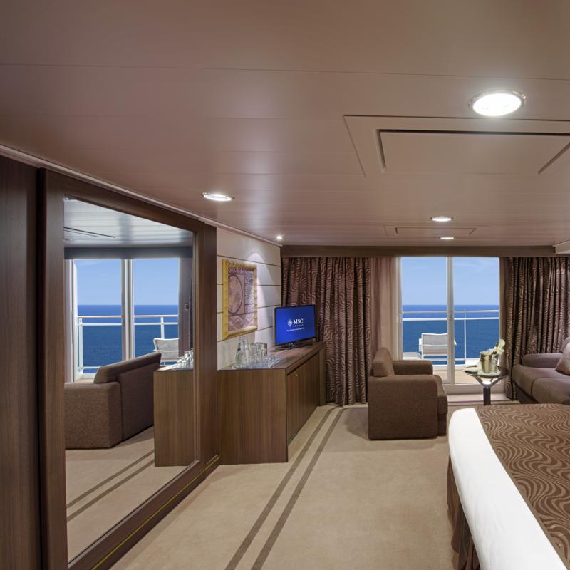 Bella Ocean View - MSC Splendida
