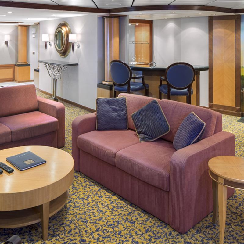 Royal Suite with Balcony - Serenade of the Seas