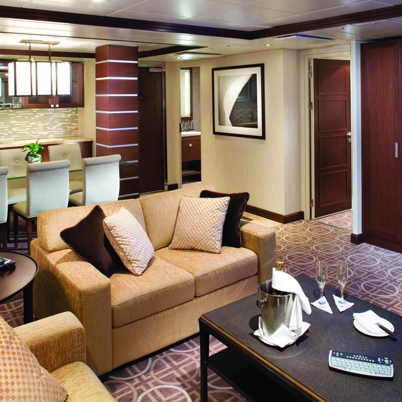 Royal Suite Celebrity Solstice