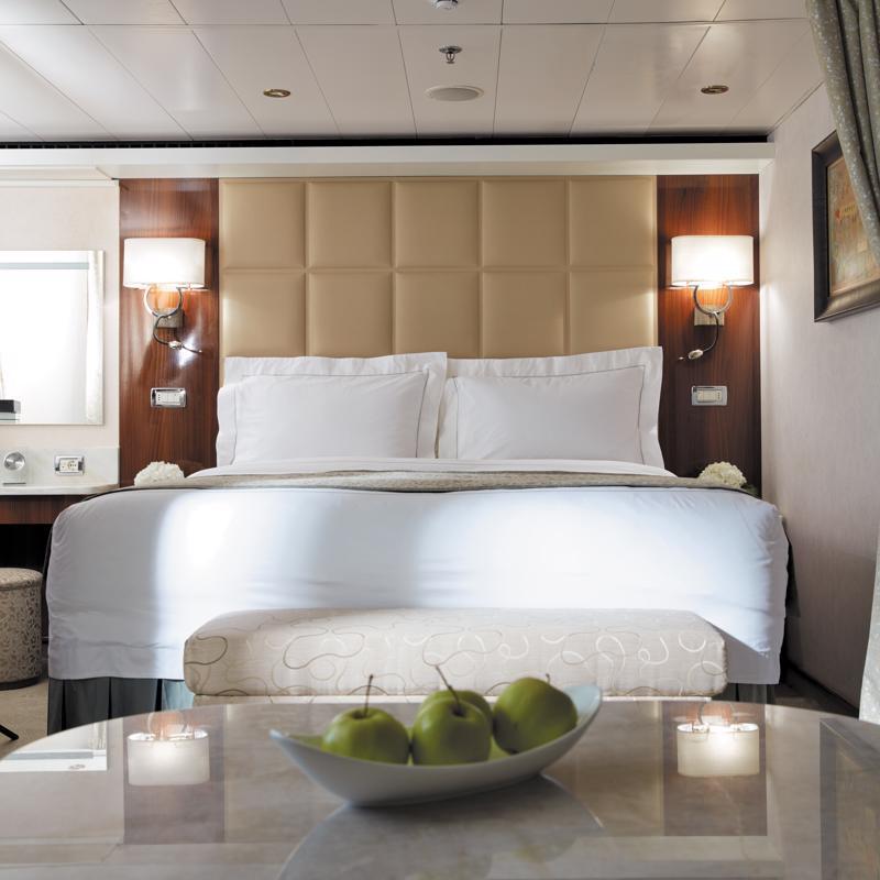 Penthouse Suite on Regent Seven Seas Voyager
