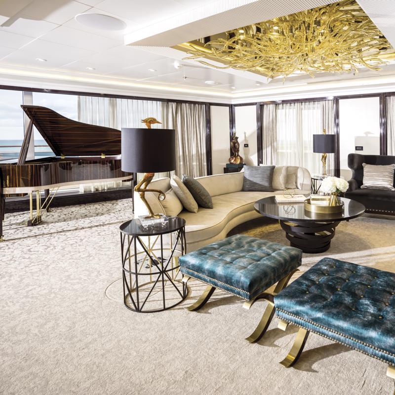 Regent Suite Regent Seven Seas Explorer