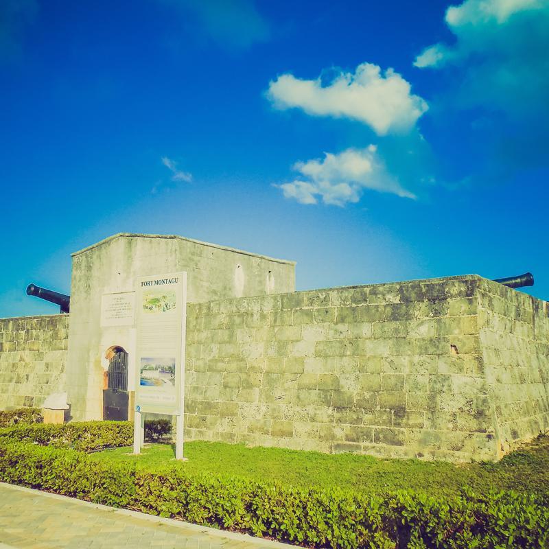 Fort Fincastle Nassau Bahamas