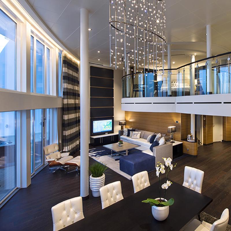 Villa Suite - 4 Bedrooms - Harmony of the Seas
