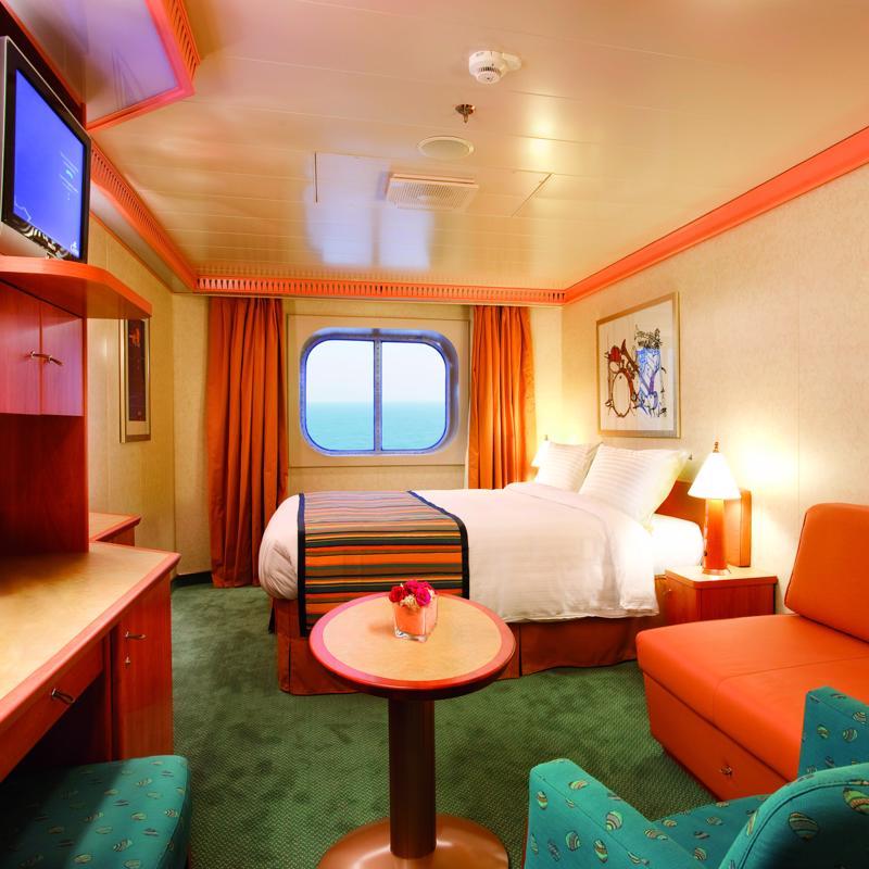 Classic Ocean View cabin - Costa Pacifica