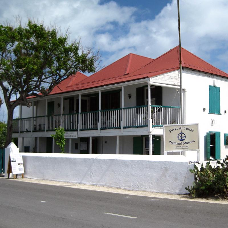 Turks and Caicos National Museum Grand Turk
