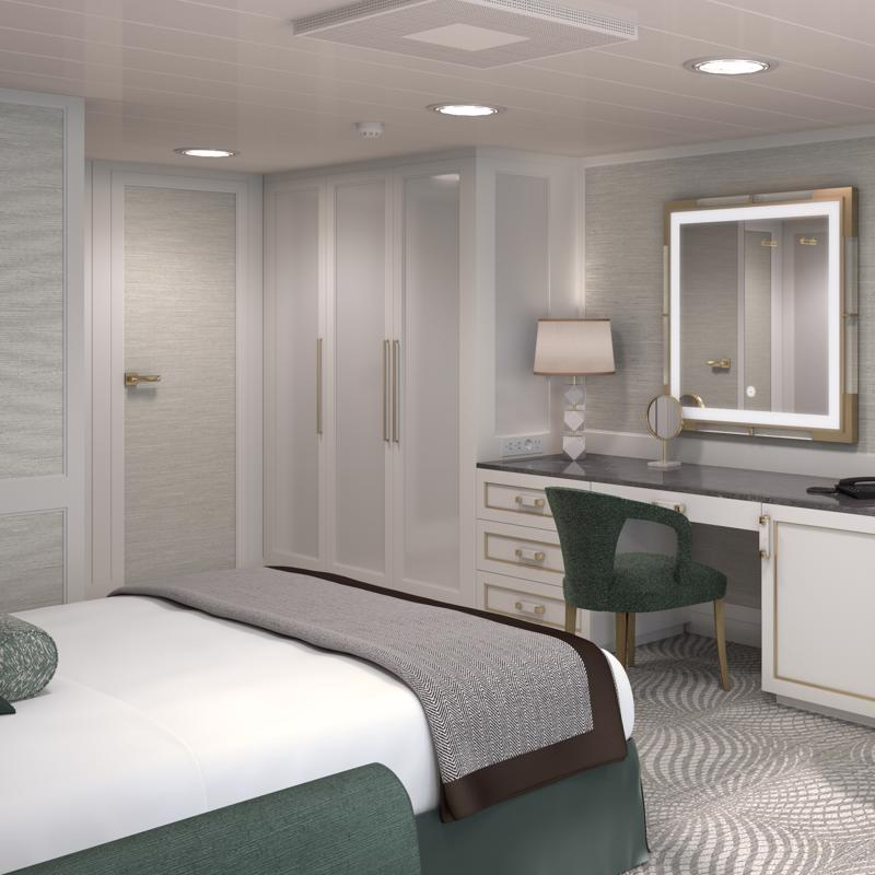 Penthouse Suite - Insignia by Oceania Cruises