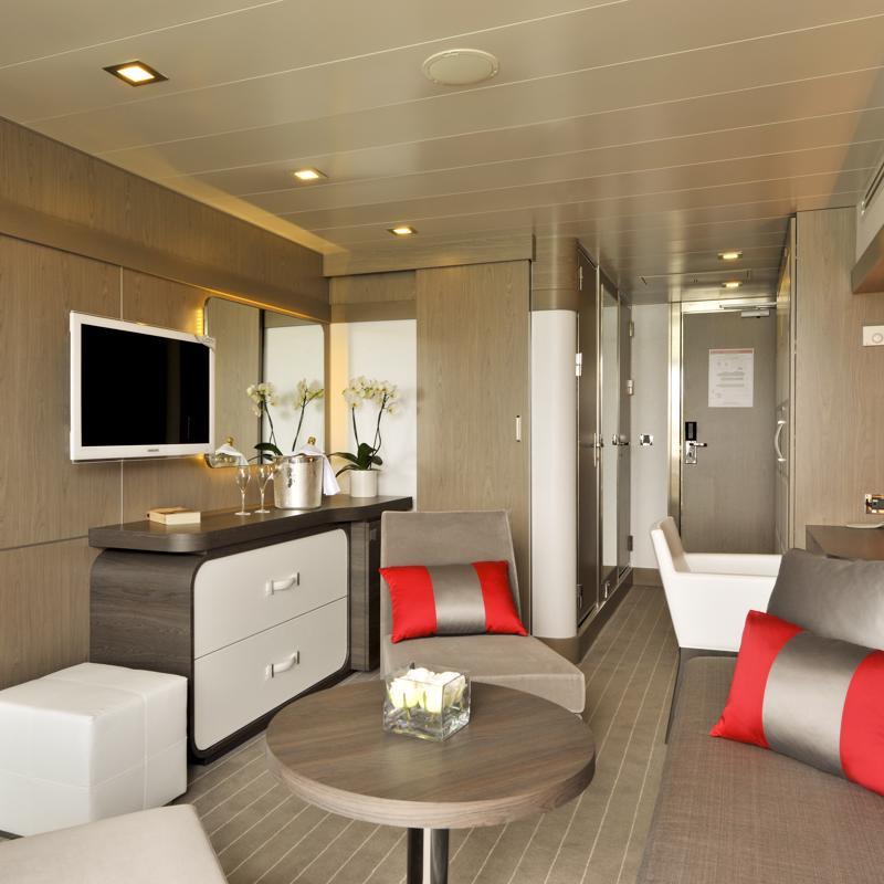 Prestige Cabin - Le Boreal