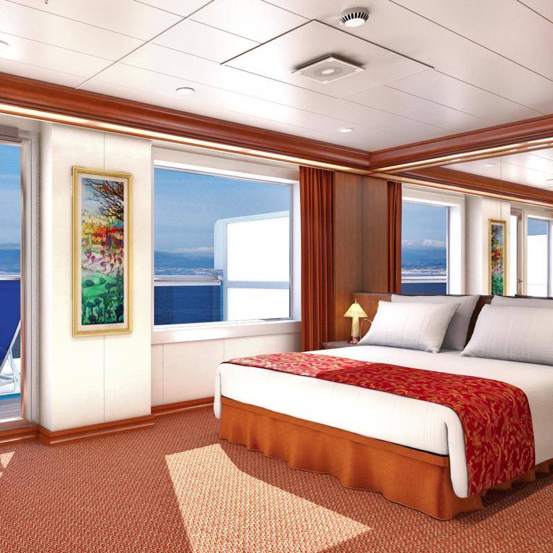 Grand Suite - Carnival Freedom
