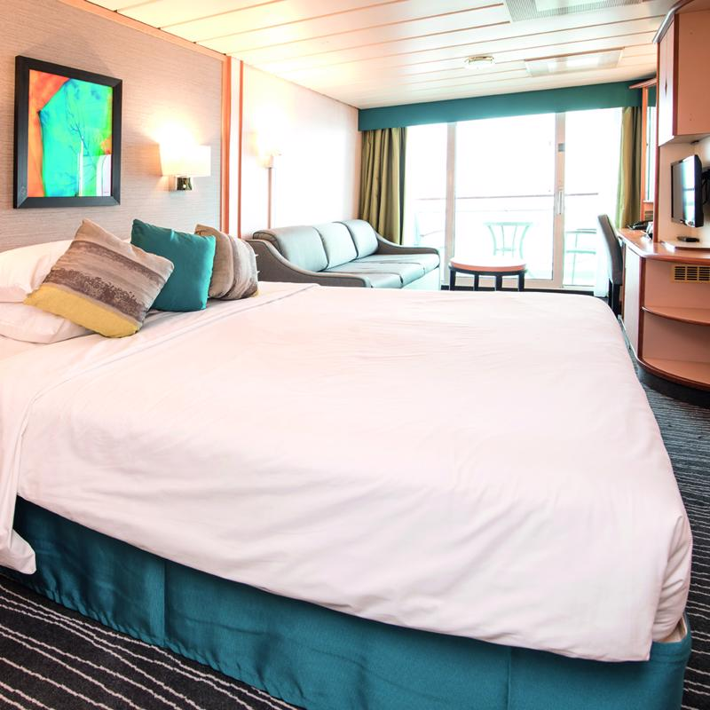 Deluxe Balcony 2 berths - Marella Discovery 2