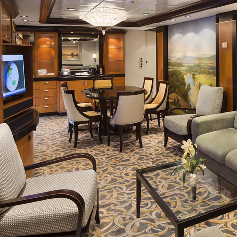 Villa Suite - 4 Bedrooms - Liberty of the Seas