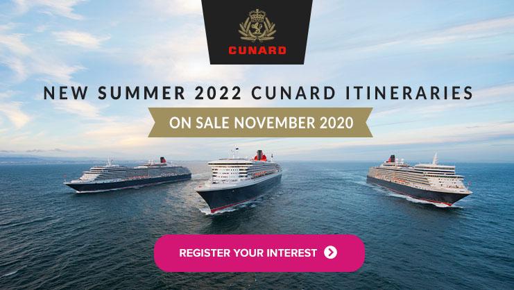 Cunard register interest