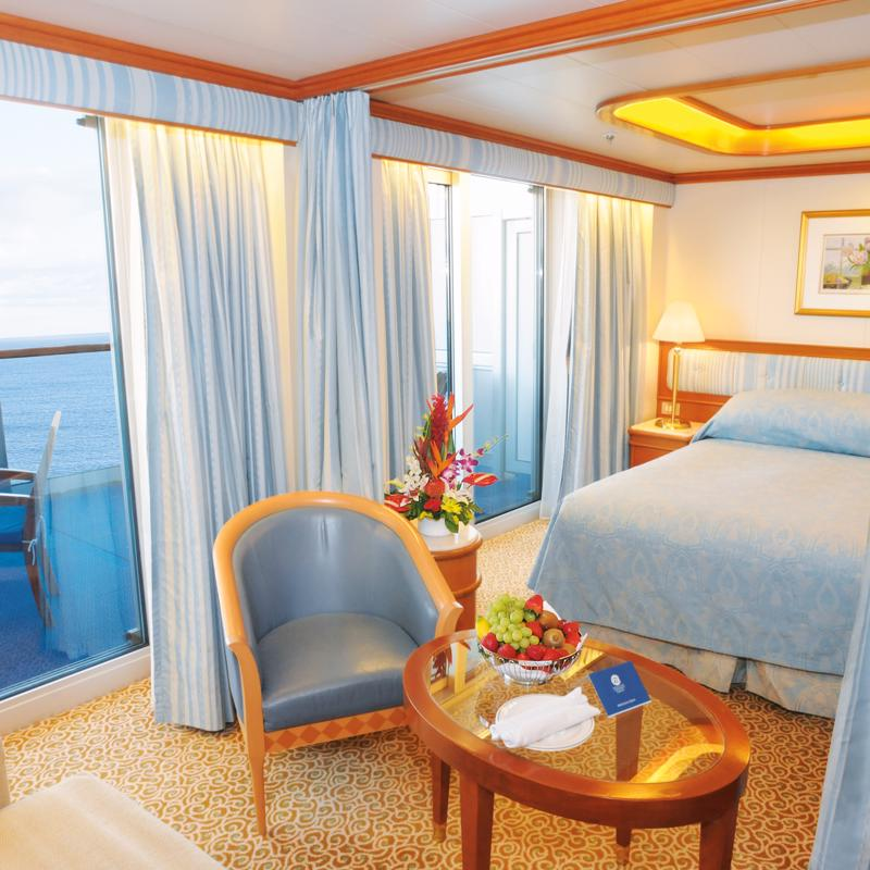 Grand Suite with Balcony - Diamond Princess
