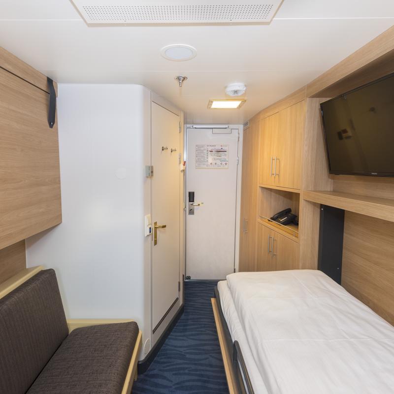 Cabins On Ms Polarlys Iglu Cruise