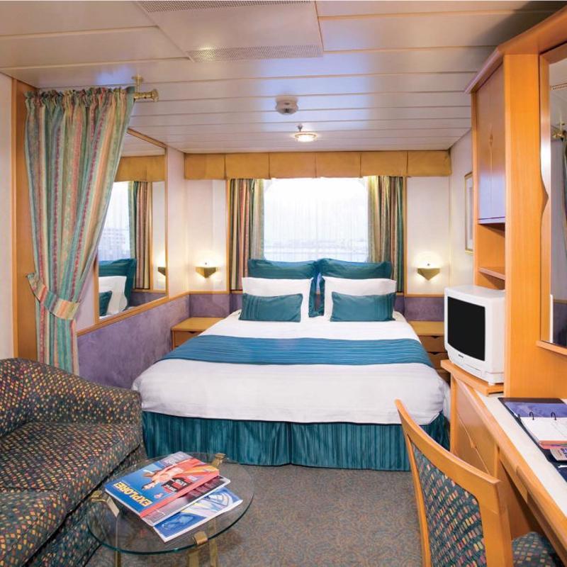 Cabins On Rhapsody Of The Seas Iglucruise