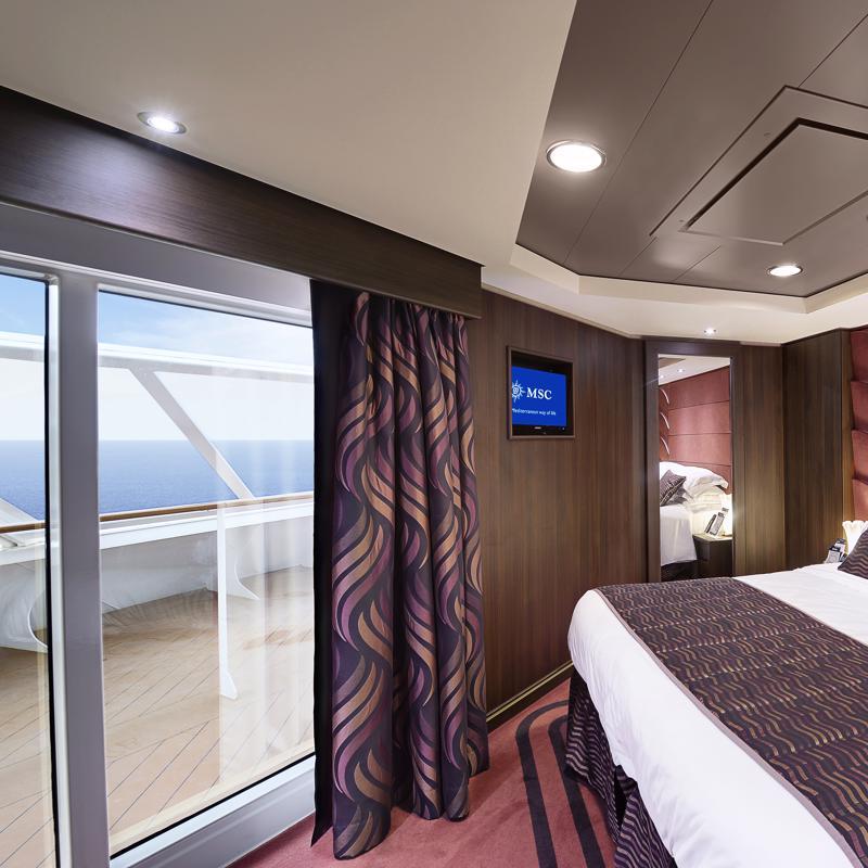 Yacht Club Royal Suite - MSC Splendida