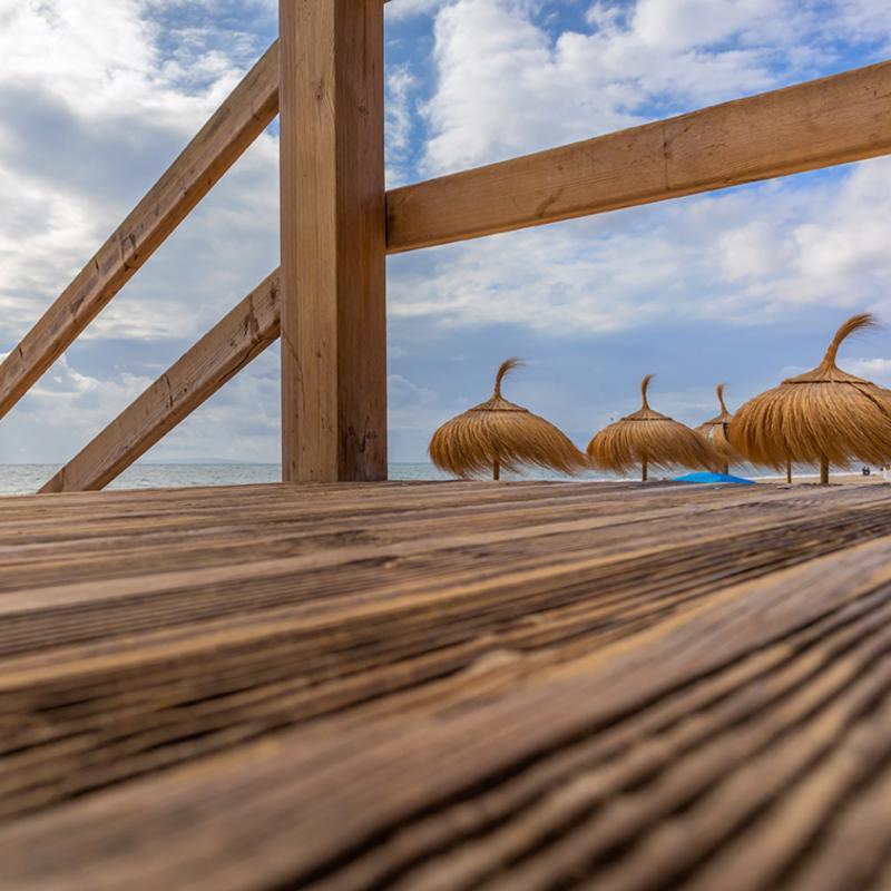 Platka d'en Bossa Ibiza Town Spain