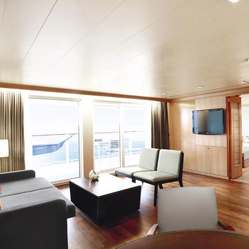 Marella Explorer Executive Suite with Balcony and Premier Service