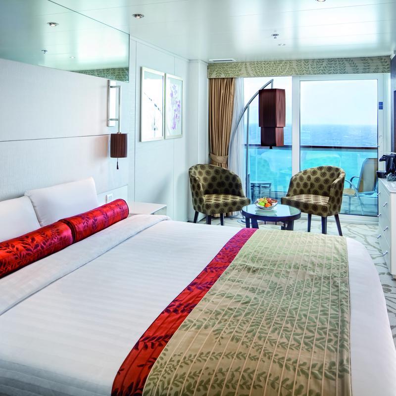 Samsara Suite with Balcony - Costa neoRomantica