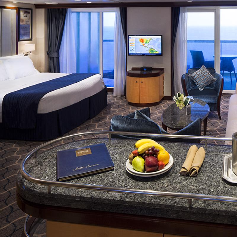 Grand Suite 1 Bedroom - Voyager of the Seas