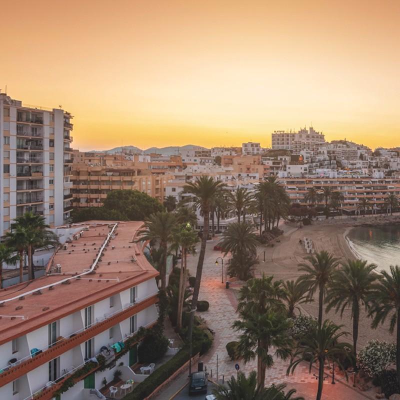 Ibiza Town, Ibiza - Overnight onboard