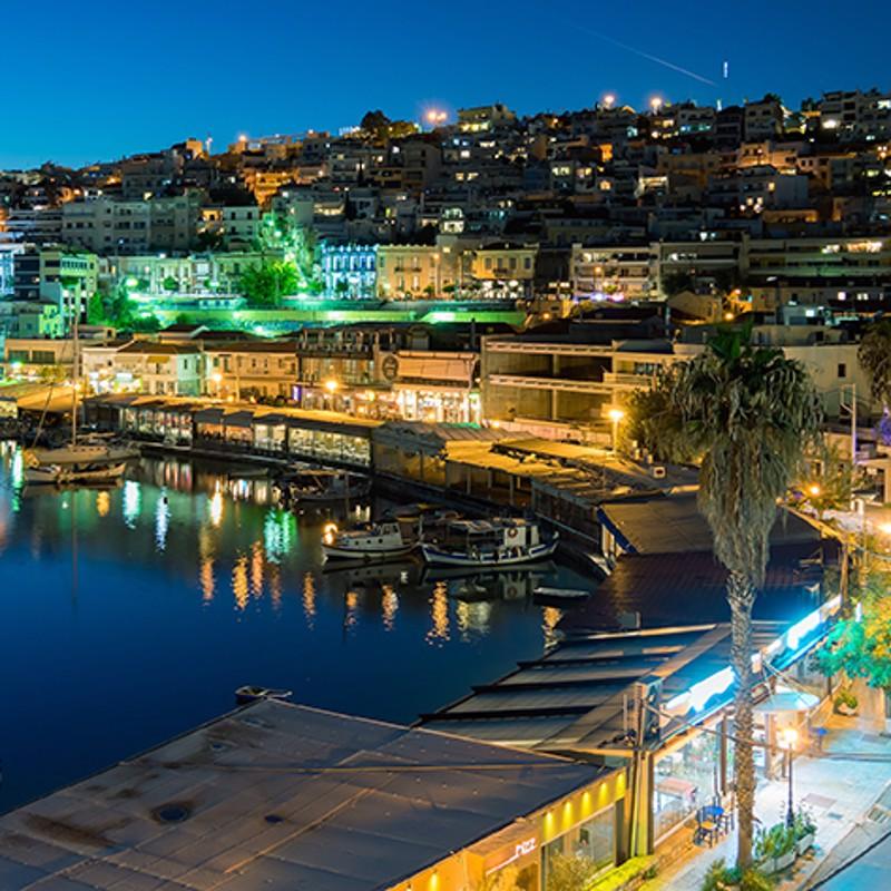 Athens (Piraeus) - Overnight onboard