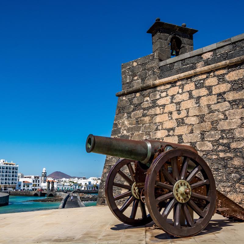 Castillo de San Gabriel Arrecife Lanzarote Spain