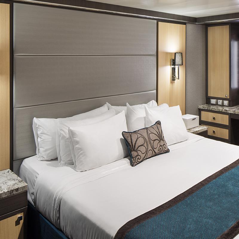 Grand Panoramic Suite 1 Bedroom - Allure of the Seas