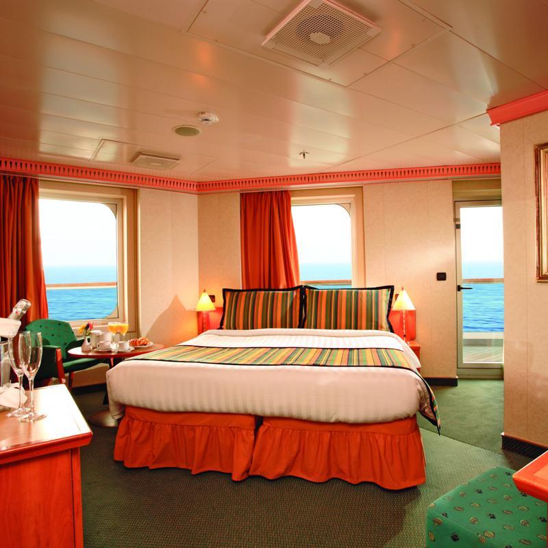 Mini Suite with balcony - Costa Fortuna