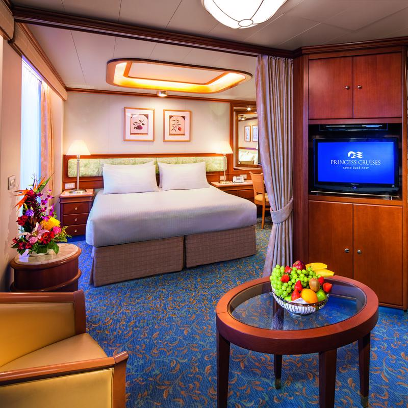 Two Bedroom Family Suite - Emerald Princess