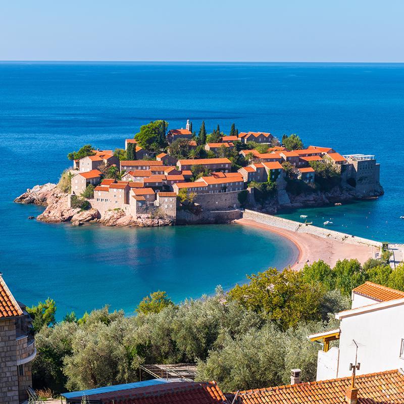 Buvda Kotor Montenegro